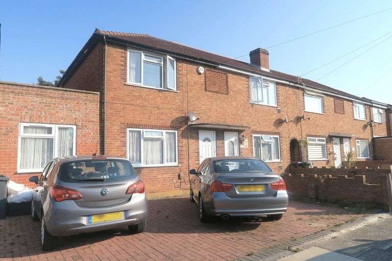 2 Bedrooms Terraced House for sale in BEDFONT