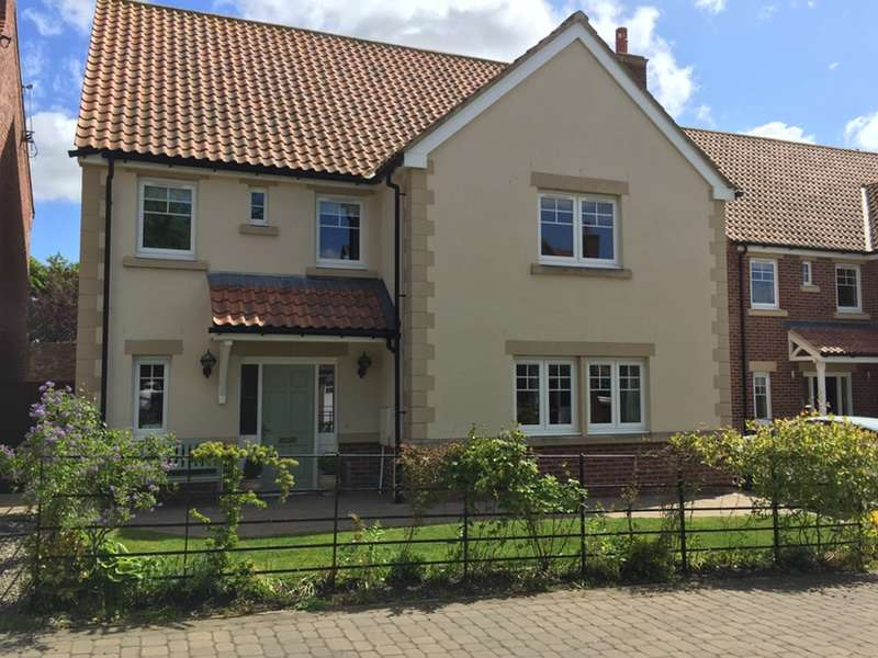 5 Bedrooms Detached House for sale in Willow Bridge Close, Stockton-on-Tees, County Durham, TS21