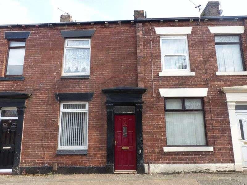 2 Bedrooms Terraced House for sale in Ryeburne Street, Greenacres, Oldham