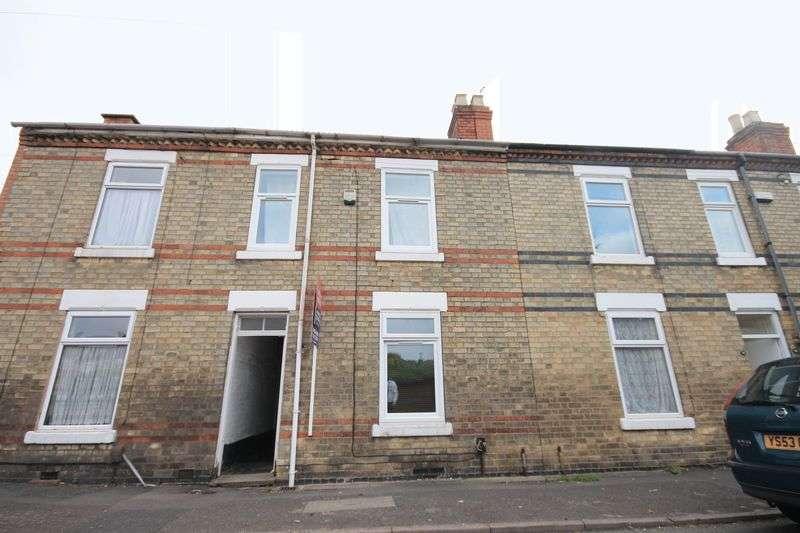 3 Bedrooms Terraced House for sale in Leman Street, Derby