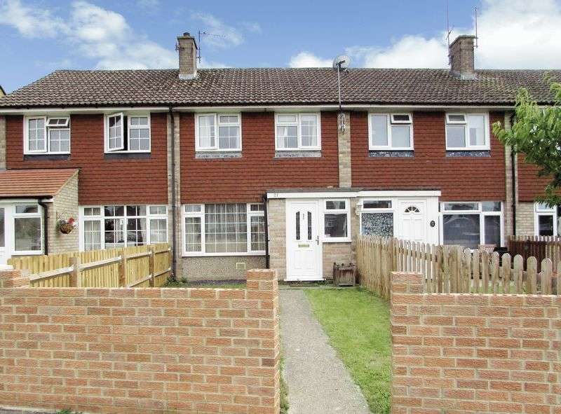 3 Bedrooms Terraced House for sale in Swansdown Walk, Thatcham