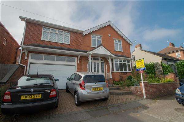 5 Bedrooms Detached House for sale in Hallam Road, Mapperley, Nottingham