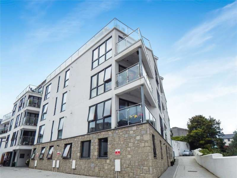 1 Bedroom Flat for sale in Ocean Blue Apartments, Jennings Street, Penzance