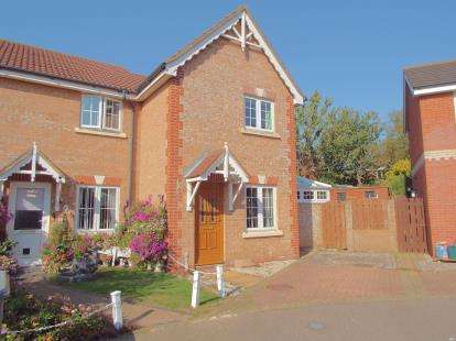 2 Bedrooms Semi Detached House for sale in Horsford, Norwich, Norfolk