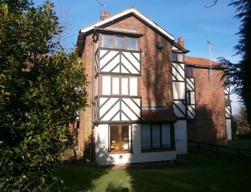 2 Bedrooms Flat for sale in Bradwell Road, Kenton, Newcastle Upon Tyne, NE3