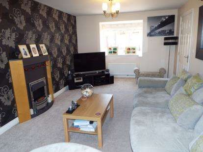 4 Bedrooms Semi Detached House for sale in Ionian Drive, Derby, Derbyshire