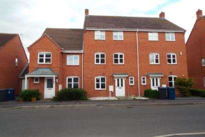 3 Bedrooms Terraced House for sale in Wibberley Drive, Ruddington, Nottingham