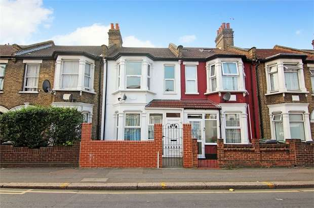 3 Bedrooms Terraced House for sale in Palmerston Road, Walthamstow, London