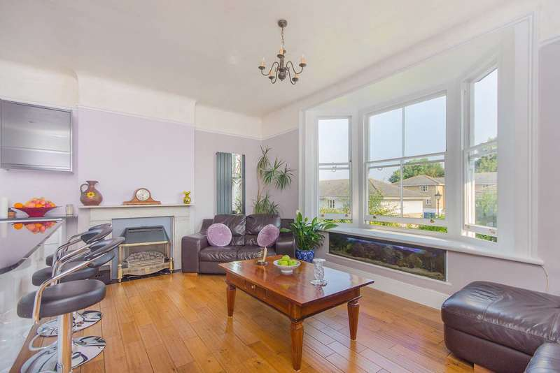 2 Bedrooms Flat for sale in Westcroft Road, Carshalton, SM5