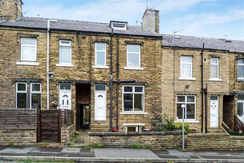 3 Bedrooms Property for sale in 107, May Street, Crosland Moor, Huddersfield