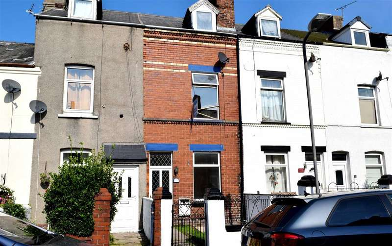 4 Bedrooms Terraced House for sale in Salthouse Road, Barrow In Furness, Cumbria