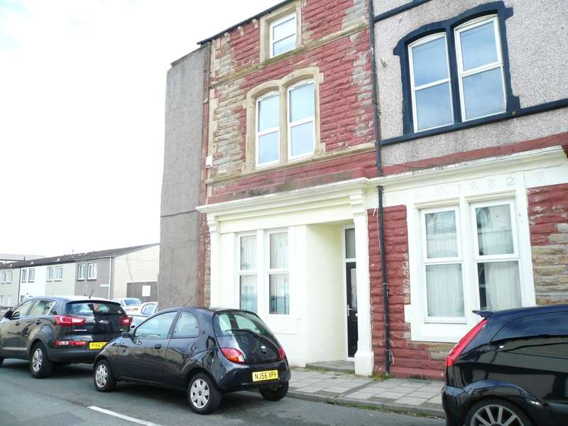 4 Bedrooms End Of Terrace House for sale in William Street, Workington, Cumbria, CA14