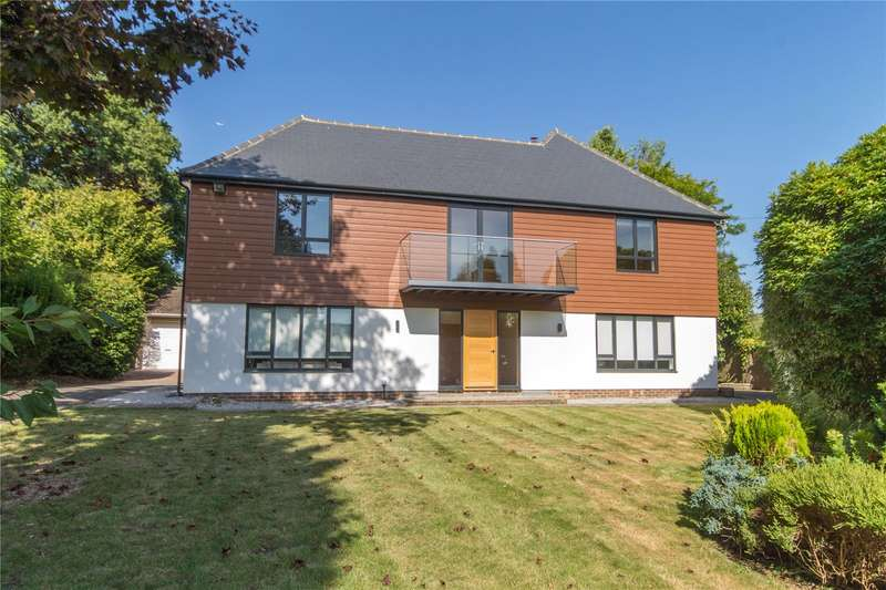 6 Bedrooms Detached House for sale in Roundwood Lane, Lindfield
