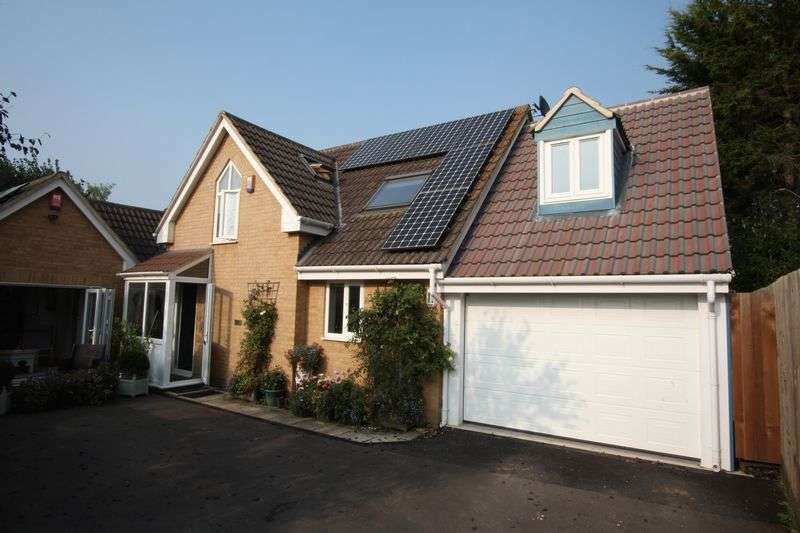 3 Bedrooms Detached House for sale in Westbury Park, Royal Wootton Bassett