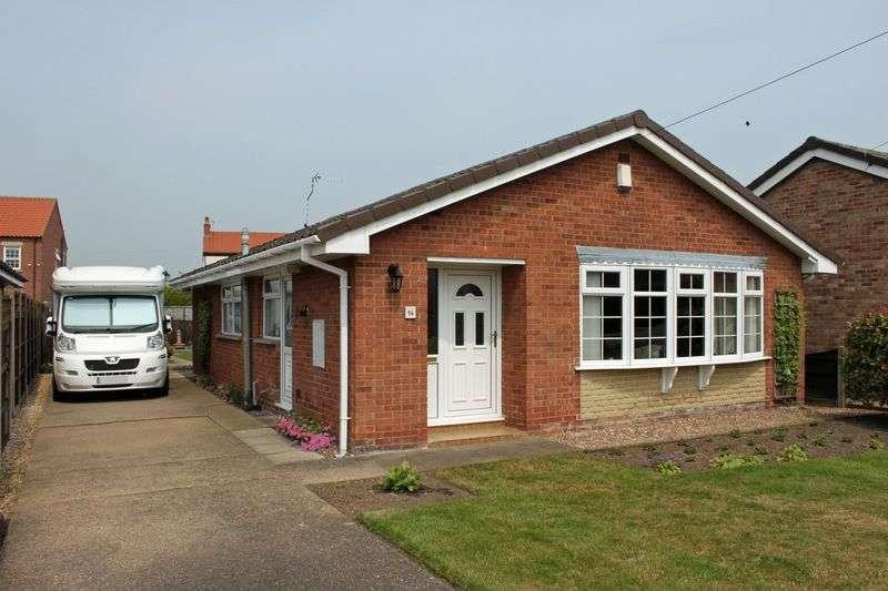 3 Bedrooms Detached Bungalow for sale in North Moor Drive, Walkeringham