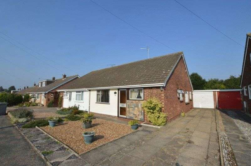 3 Bedrooms Semi Detached Bungalow for sale in Woodland Road, Hellesdon, Norwich