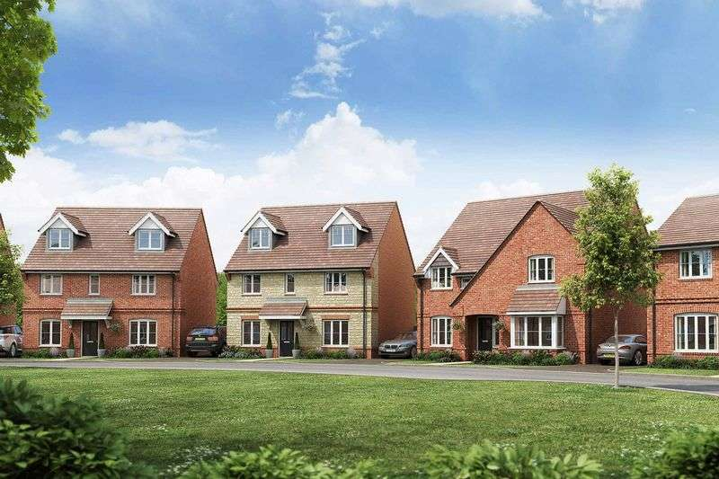 Property for sale in Morland Gardens, Abingdon - Taylor Wimpey