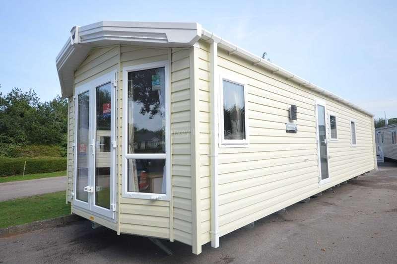 2 Bedrooms Caravan Mobile Home for sale in Golden Sands Holiday Park, Week Lane, Dawlish