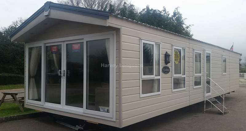 2 Bedrooms Caravan Mobile Home for sale in Golden Sands Holiday Park, Week Lane, Dawlish