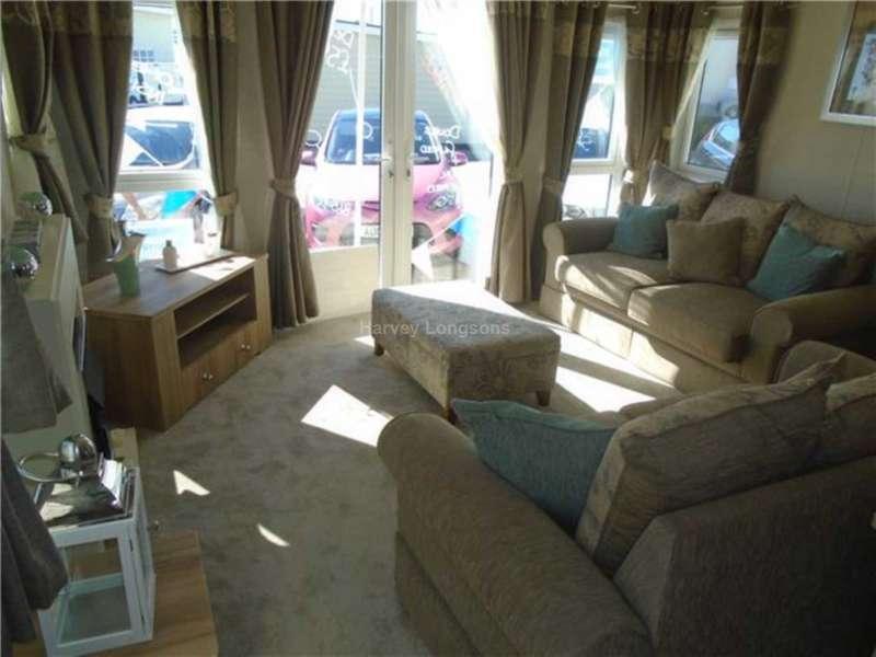 2 Bedrooms Caravan Mobile Home for sale in California Cliffs