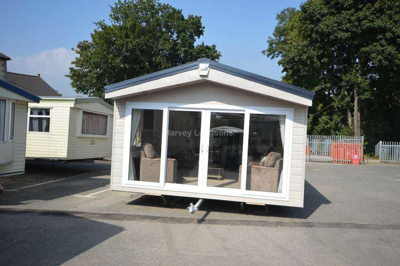 2 Bedrooms Caravan Mobile Home for sale in Coghurst Hall Holiday Park, Ivyhouse Lane, Hastings