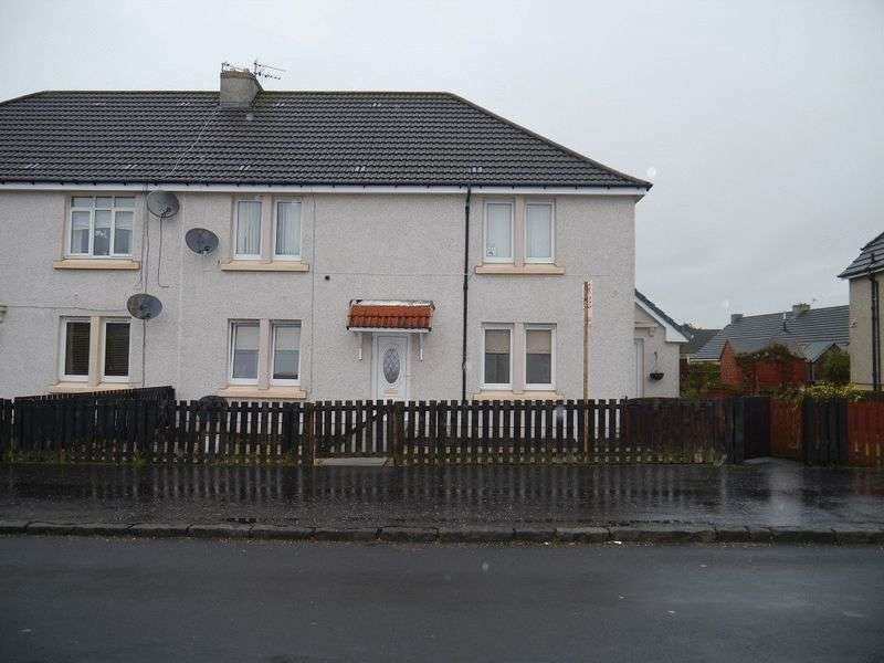 2 Bedrooms Flat for sale in Kings Drive, Motherwell