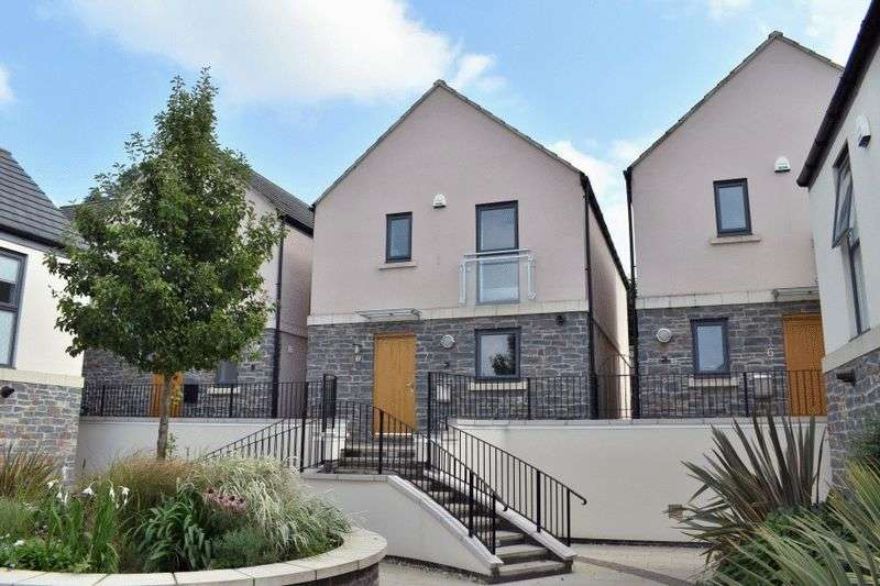 3 Bedrooms Detached House for sale in Chancel Close, Sneyd Park