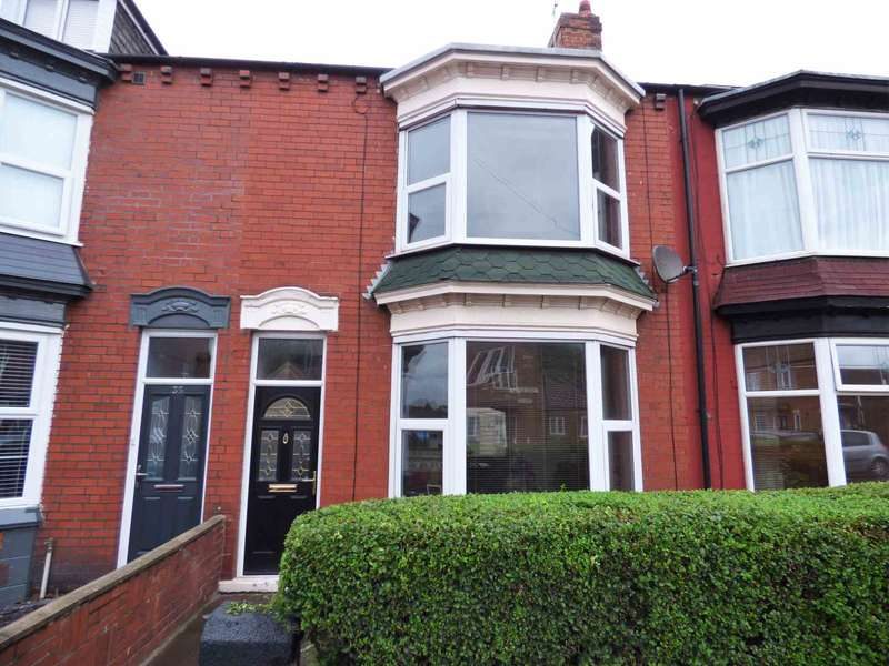 3 Bedrooms Terraced House for sale in Aske Road, Redcar