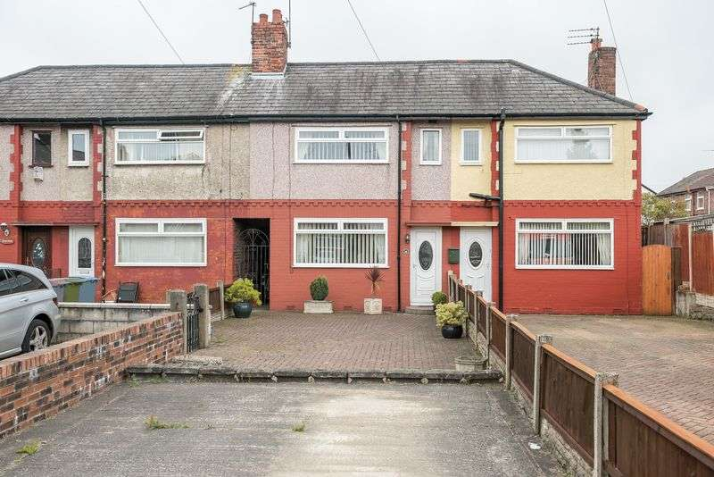 3 Bedrooms Terraced House for sale in Whitehart Close, Liverpool
