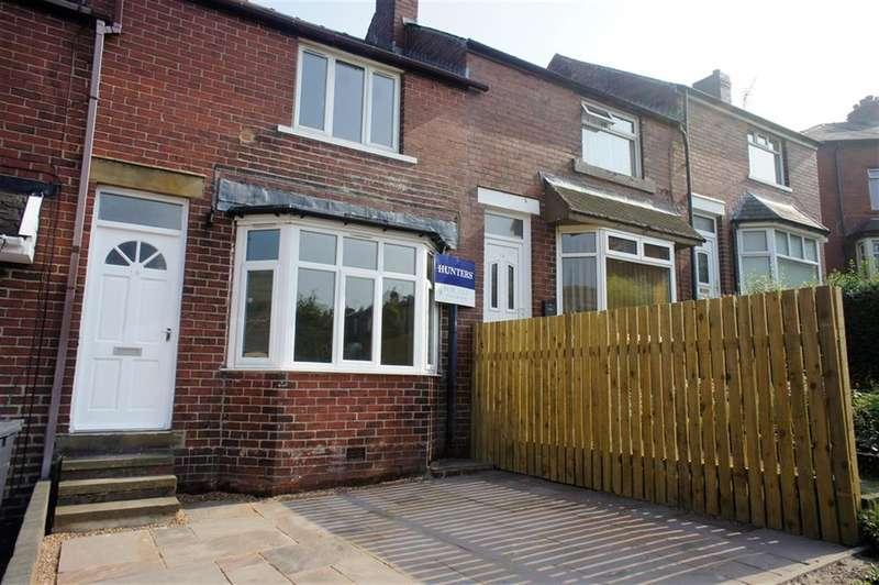 2 Bedrooms Terraced House for sale in Ashfield Road, Deepcar, Sheffield, S36 2PE