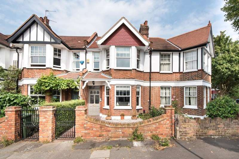 4 Bedrooms House for sale in Grove Park Road, Chiswick W4