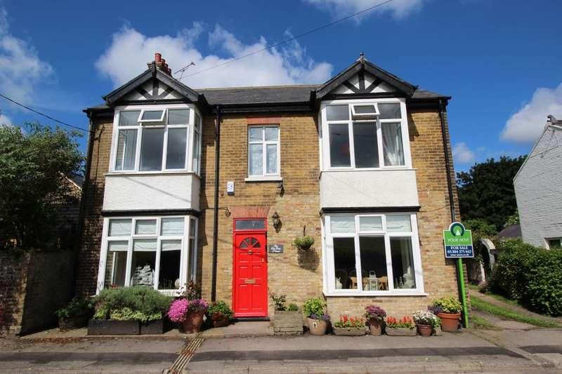 4 Bedrooms Detached House for sale in Mongeham Road, Great Mongeham, Deal, CT14