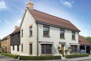 4 Bedrooms House for sale in Downs View, Wye, Kent