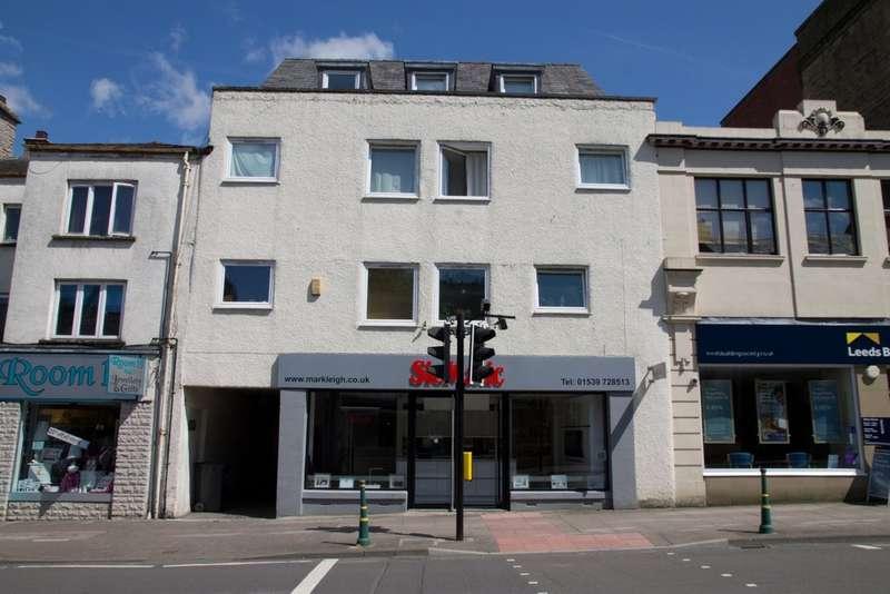 1 Bedroom Flat for sale in Stricklandgate, Kendal