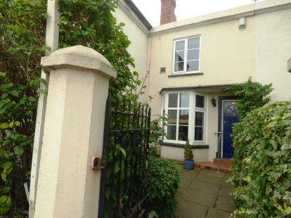 2 Bedrooms Terraced House for sale in Boughton, Chester, Cheshire, CH3