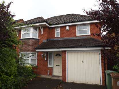 4 Bedrooms Detached House for sale in Senator Road, St. Helens, Merseyside, WA9