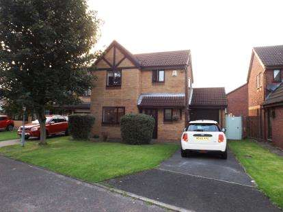 3 Bedrooms Detached House for sale in Dunham Close, Westhoughton, Bolton, Greater Manchester, BL5