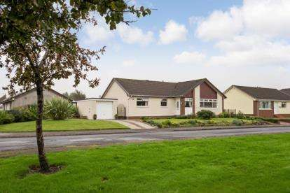 3 Bedrooms Bungalow for sale in Lochview, New Cumnock, Cumnock, East Ayrshire