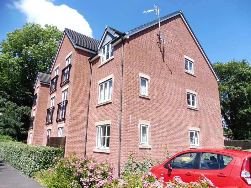 2 Bedrooms Apartment Flat for sale in Stonebridge Park, Croesyceiliog, Cwmbran