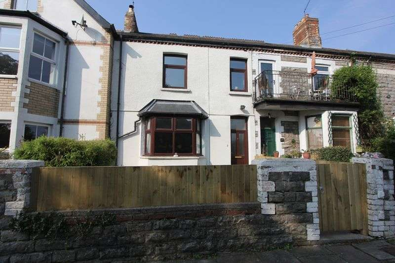 4 Bedrooms Terraced House for sale in St. Augustines Place, Penarth