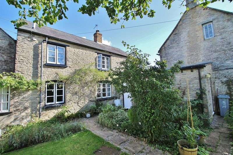 2 Bedrooms Cottage House for sale in LEAFIELD, Primrose Villa, Chimney End OX29 9NR