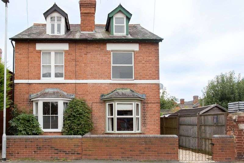 3 Bedrooms Semi Detached House for sale in Clifford Street, Whitecross, Hereford HR4 0HG