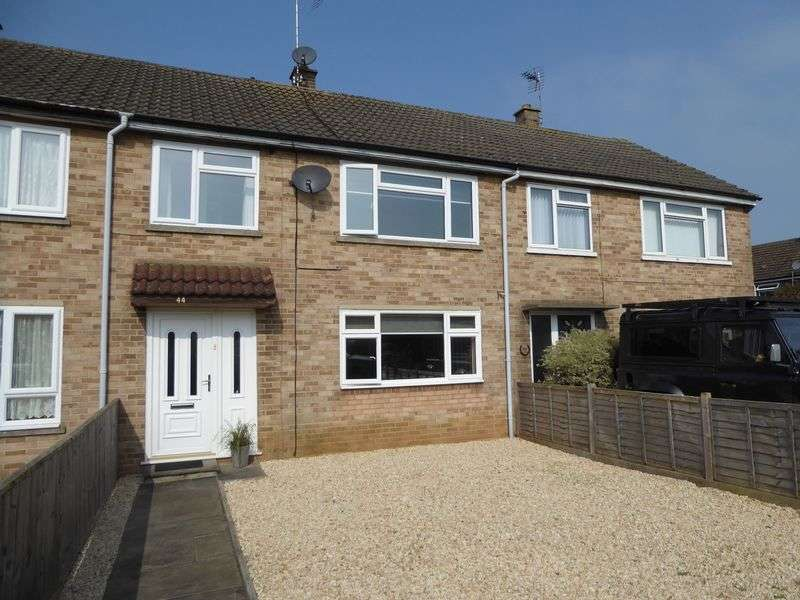 3 Bedrooms Terraced House for sale in 44 Keble Road, Bicester