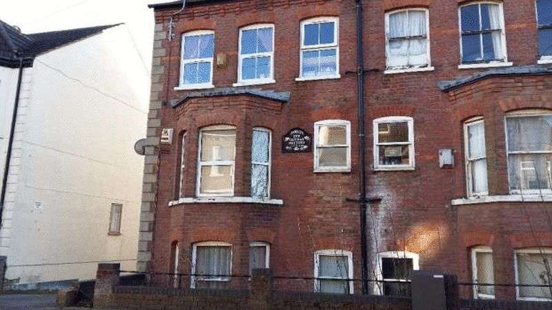 1 Bedroom Flat for sale in Clarendon Road, Luton