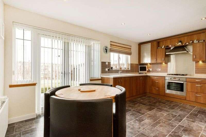 4 Bedrooms Detached House for sale in Jutland Street, Rosyth Four Bedroom Detached House