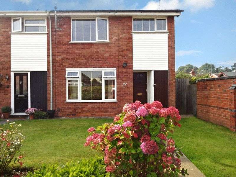 3 Bedrooms Terraced House for sale in The Oaklands, Kidderminster DY10 2SB