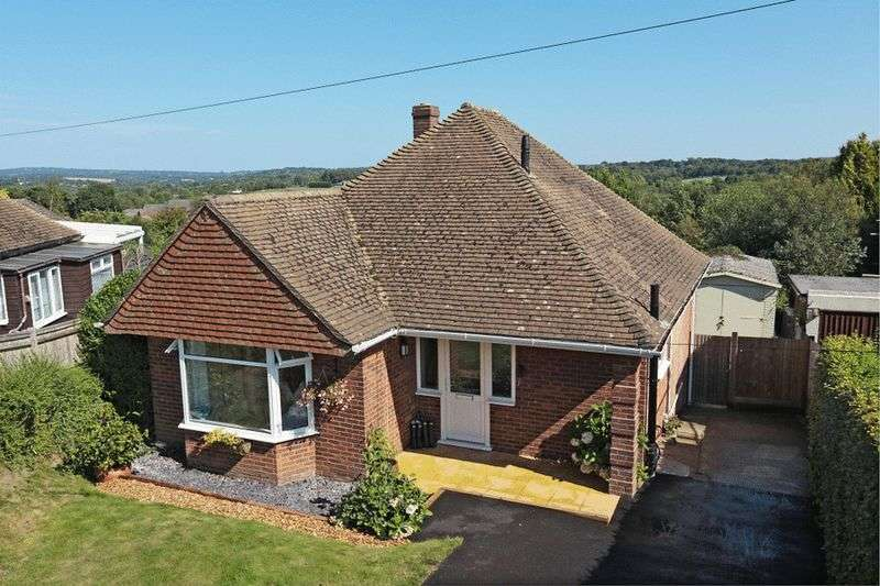 2 Bedrooms Detached House for sale in Highlands Avenue, Uckfield, East Sussex