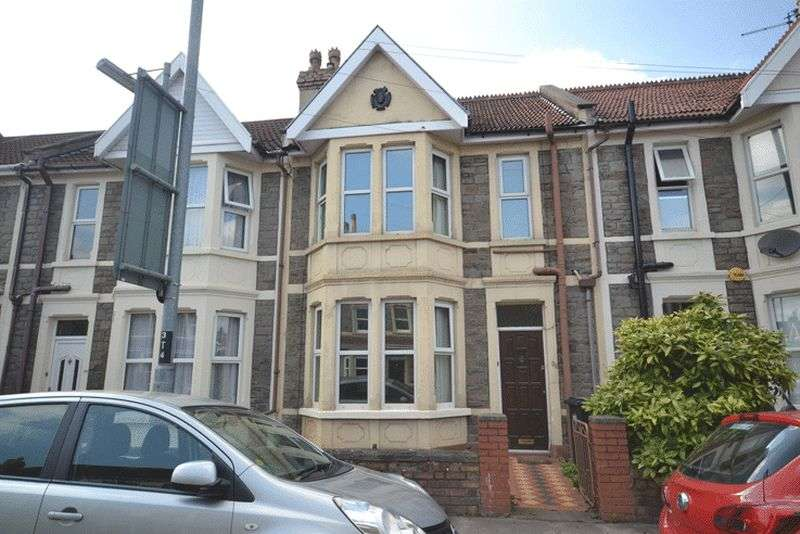 3 Bedrooms Terraced House for sale in Wick Road, Brislington, Bristol