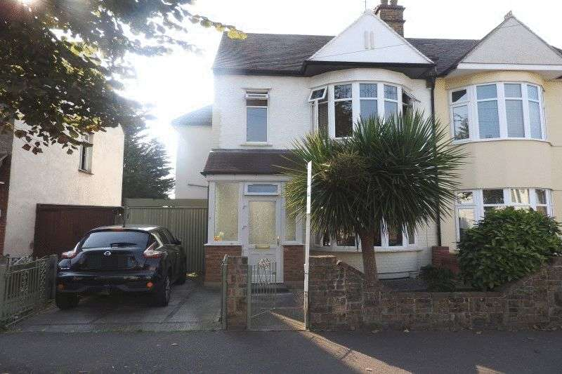 3 Bedrooms Semi Detached House for sale in Lyme Road, Southend-On-Sea