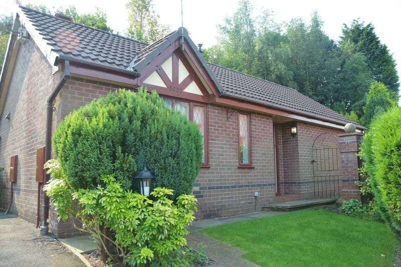 2 Bedrooms Detached Bungalow for sale in Foxwood Chase, Accrington